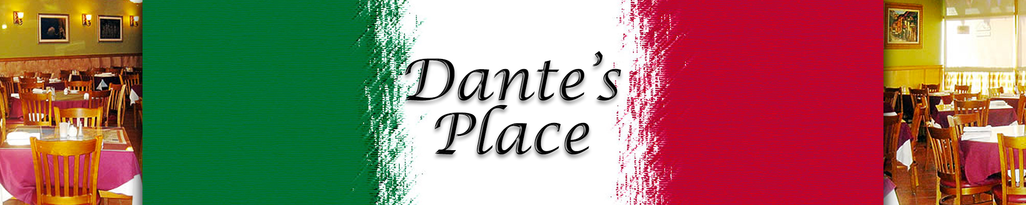 Welcome to <b>Dante'